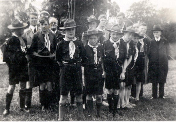 Anderson Scouts mid c1930s