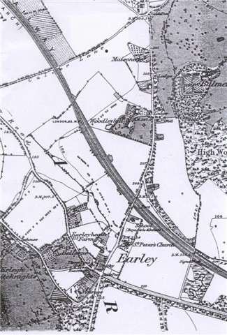 Earley Rise Pre Houses
