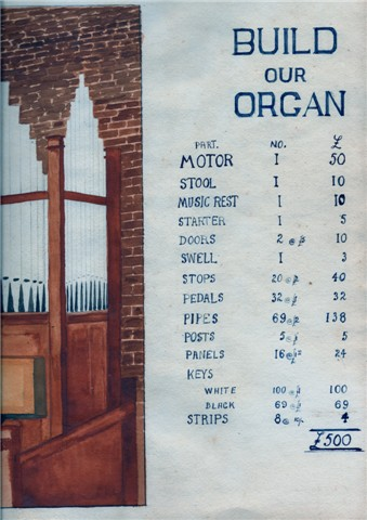 Pipe Organ Costs