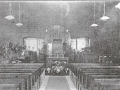 ABC Sep 1910 possibly the Inside of the Church for the Opening Service