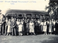 Young People Fellowship Outing 1950
